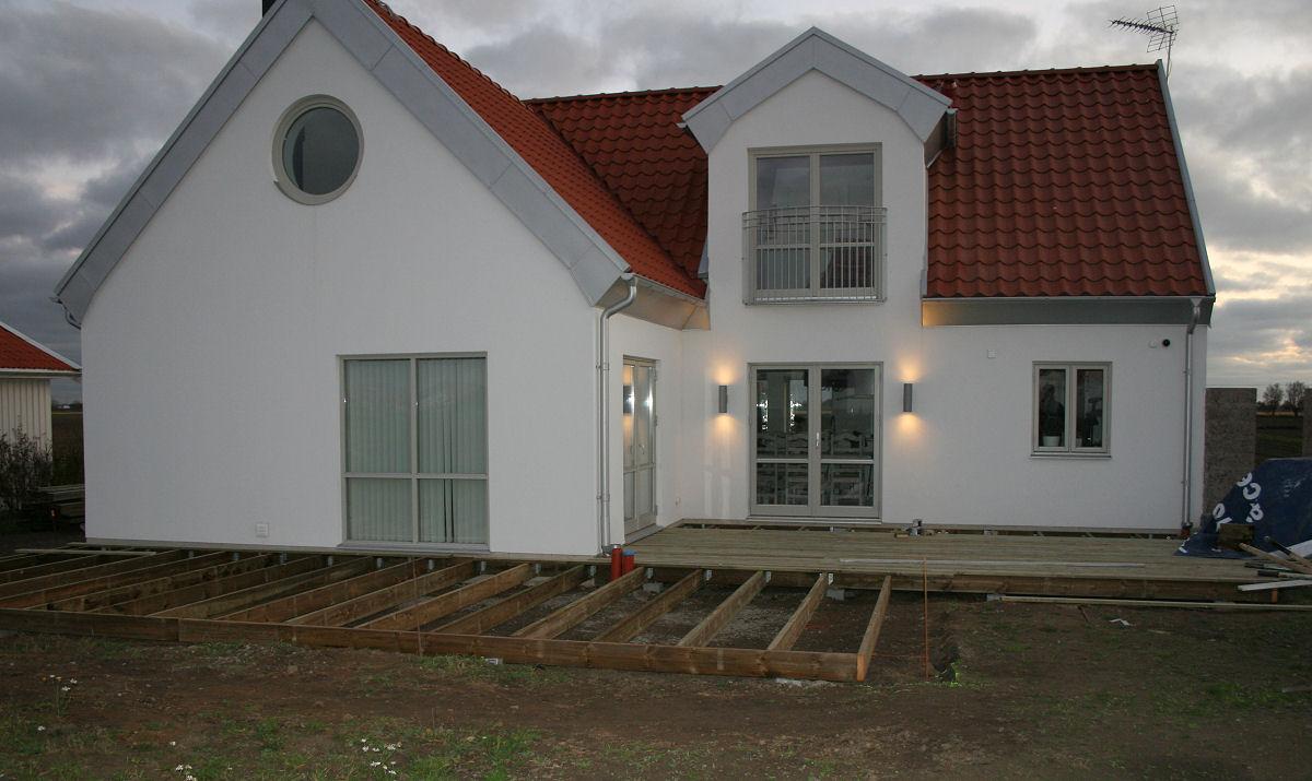 Trädäck « Categories « Skumparp bygget